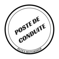 Poste de conduite