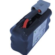Batterie solise 12v faible largeur