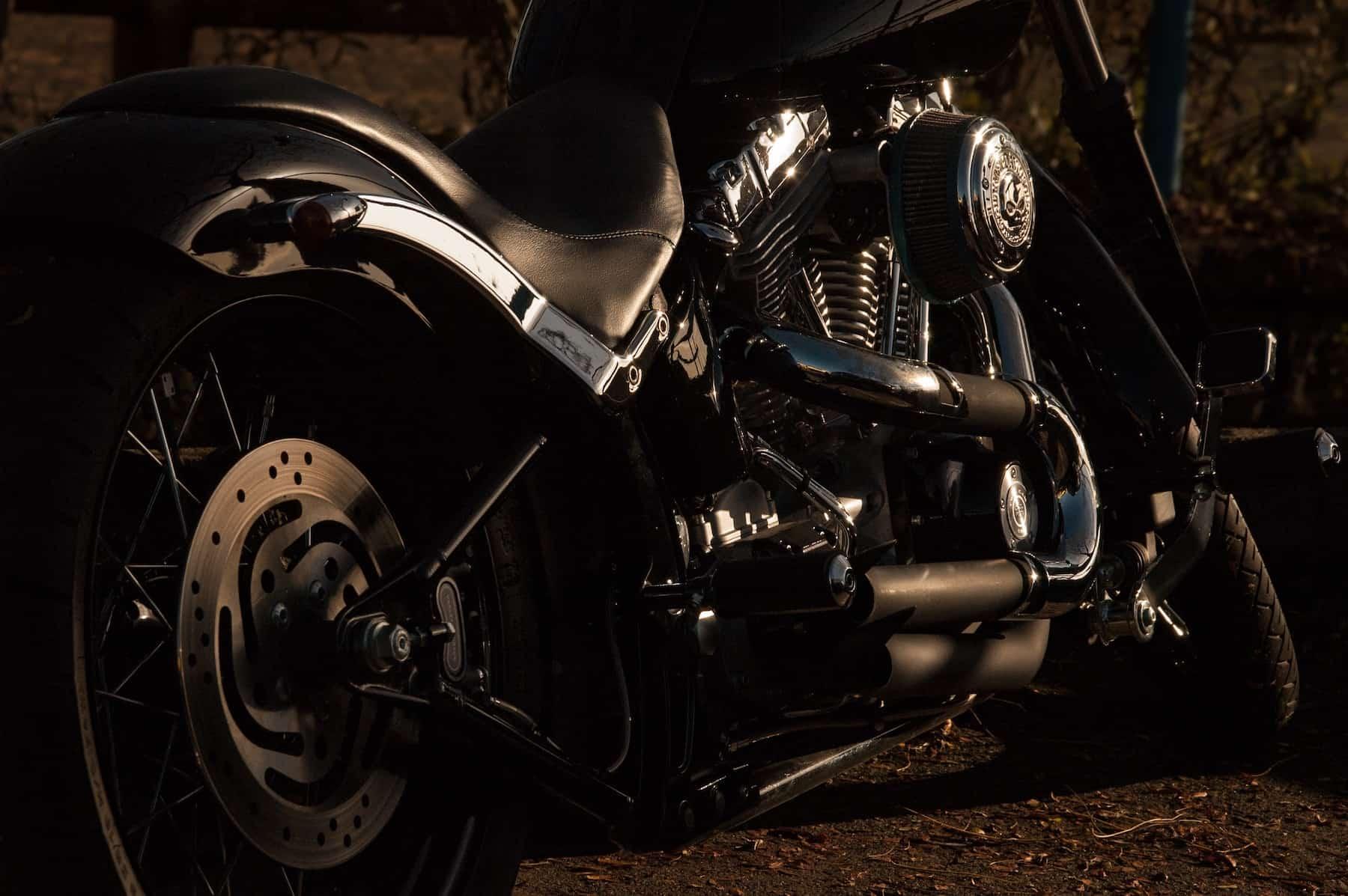 Vente de pièces pour motos vintage