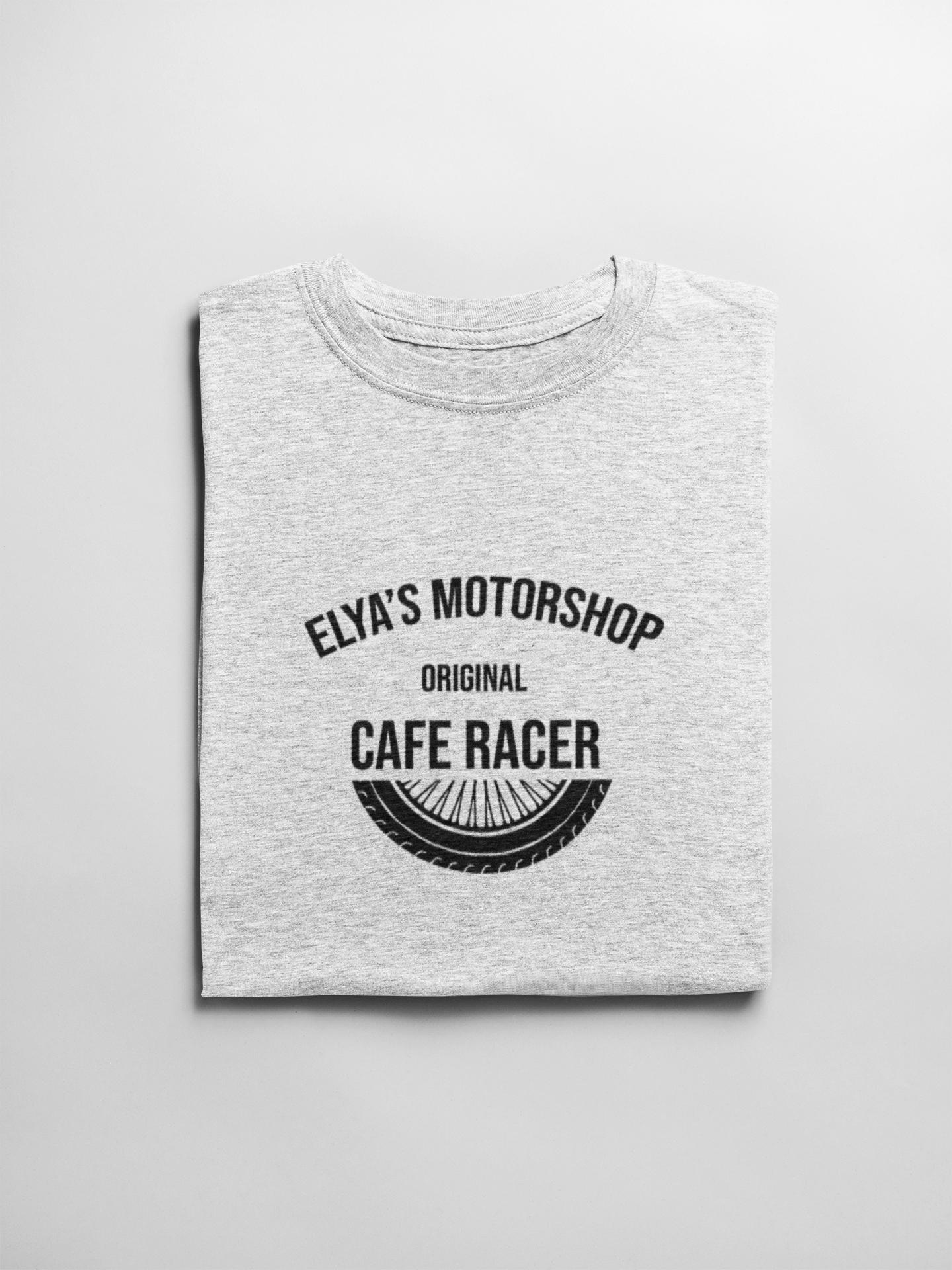 T-Shirt blanc Original Racer
