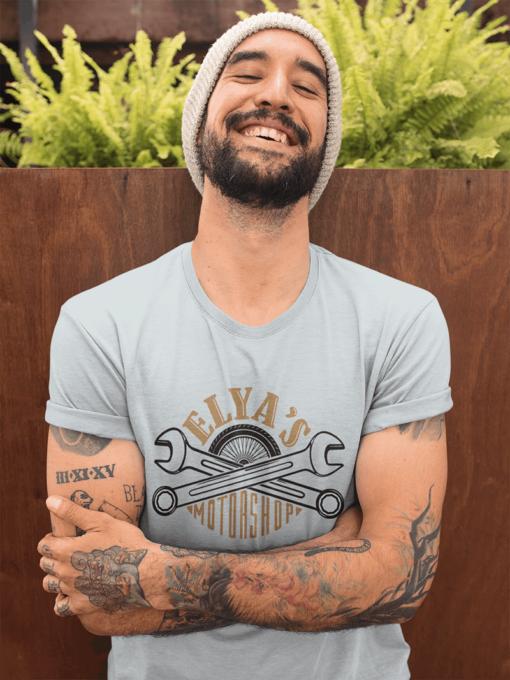T-Shirt homme vintage