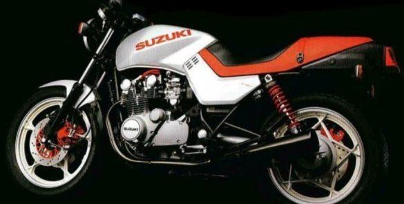 Suzuki katana 650 1981