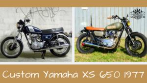 Custom xs 650