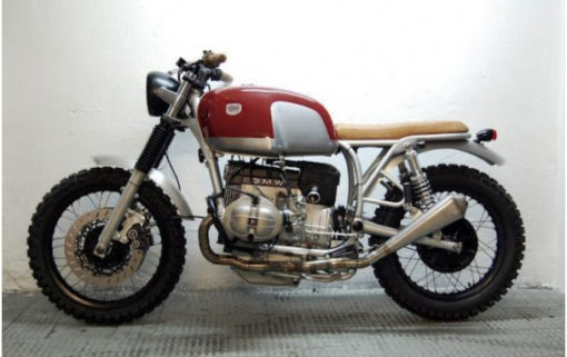 garde boue aluminium moto