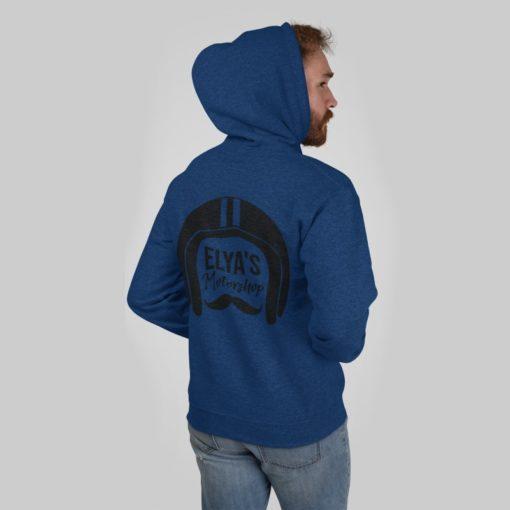 Sweat Elya's original model bleu